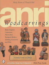 Woodcarvings bottle stoppers