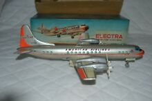 Tin toy american airlines electra