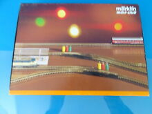 Marklin 8193 extention track set t