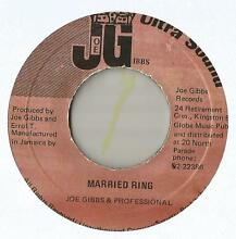 45 joe professionals married ring