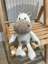 Tommy tippee cow soft toy teddy