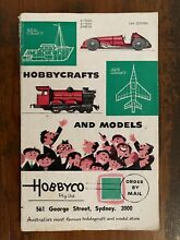 Rare hobbyco catalogue 14th ed rare