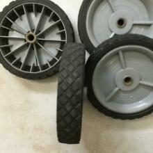 Wheel tire assembly briggs stratton