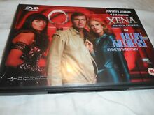 Xena warrior princess and in the