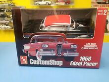 Amt customshop 1958 edsel pacer red