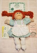 Rare single tooth cabbage patch kid