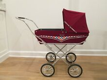 Marmet doll pram carriage england
