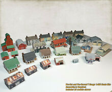 T gauge buildings bulk pack 27