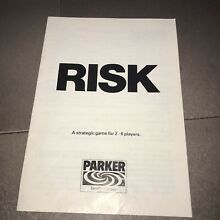 Parker replacement board game