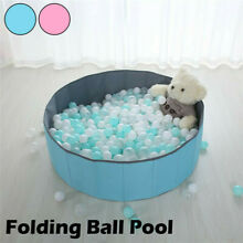 Folding ocean ball pool pit kids