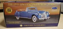 Nrfb the 1941 lincoln continental