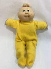 1985 preemie doll tan tuft hair