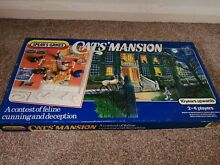 Spear s games cats mansion board
