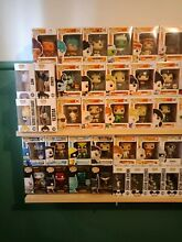 Over 200 pop vinyls at a good price