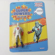 Dc super powers kenner custom