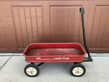 Radio flyer 9a wagon