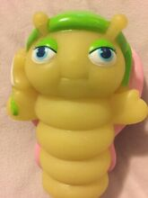 Glow worm 80 s toy 1980 finger