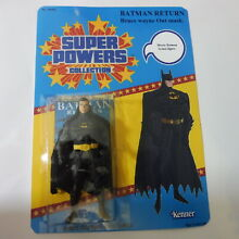 Dc super powers kenner custom bruce