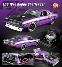 1 18 1970 dodge challenger trans am