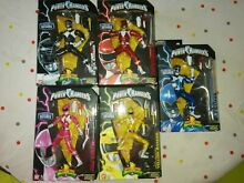 Mighty morphin legacy limited