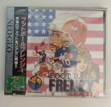Football frenzy new and sealed free