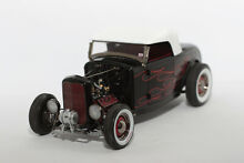 1 18 ford deuce hot rod ghost