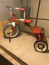 Radio flyer retro red trycicle