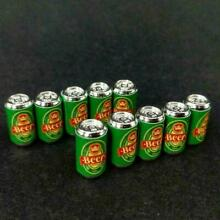 10pcs cute simulation beer cans 1