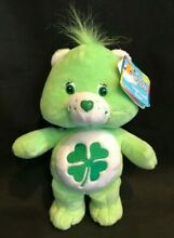 Nwt 2002 8 green plush good luck
