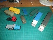 Lot camion wiking 1 87