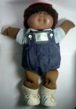 African american boy cabbage patch