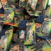 Star wars action figure power of