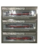 3 x walthersproto gunderson as