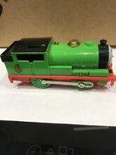 Percy motorised train by