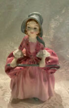 Royal doulton little bo peep