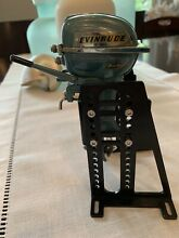 Evinrude big twin toy outboard boat