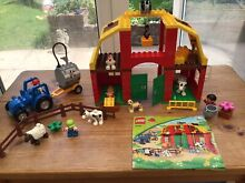 Lego 5649 big farm animals tractor