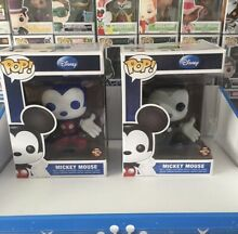 Mickey mouse grails 18 pieces sdcc