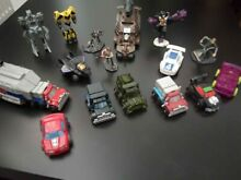 Hasbro and transformers bundle of