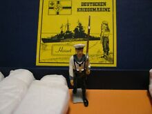 Toy soldier german kreigsmarine set