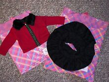 Doll clothing lot m2 must see all