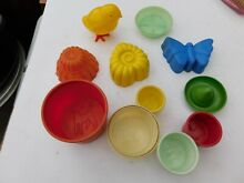 Children s plastic toy moulds