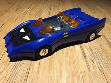 1984 batmobile vehicle complete