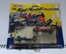 1993 matchbox nigel mansell