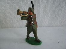 Toy soldier french fortress
