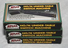 Ho n scale 65 under table switch