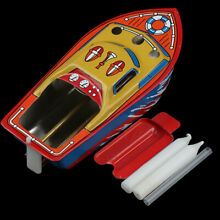 1set candle powered tin toy