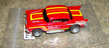 New os 1957 red yellow chevy on a
