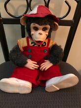 Zip the monkey rushton co stuffed