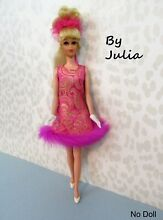 Reproduction barbie 70 s style ooak